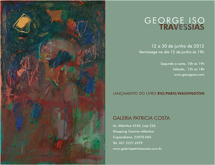 Travessias – George Iso